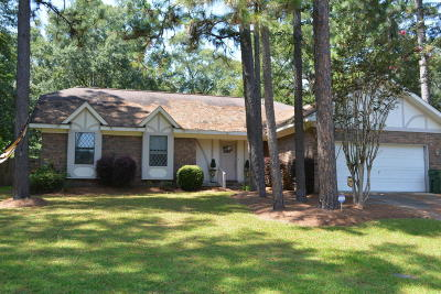 Hattiesburg MS Single Family Home For Sale: $159,900