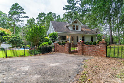 Sumrall Single Family Home For Sale: 4601 Ms-589