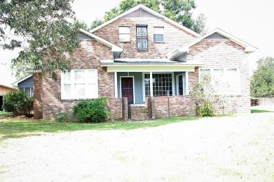 Collins Single Family Home For Sale: 2531 Hwy 49 S
