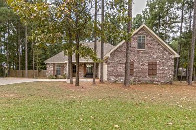 Purvis Single Family Home For Sale: 59 Lamplighter Ln.
