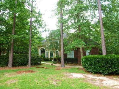 Hattiesburg Single Family Home For Sale: 21 Stonecrest