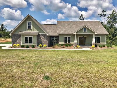 Sumrall Single Family Home For Sale: 75 Parish
