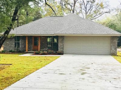 Petal MS Single Family Home For Sale: $198,000