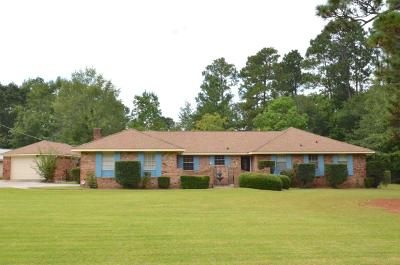 Hattiesburg MS Single Family Home For Sale: $160,000