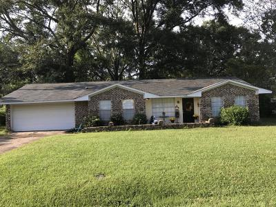 Hattiesburg MS Single Family Home For Sale: $118,000