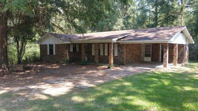 Jefferson Davis County Single Family Home For Sale: 16 Williamson Weber Ln.