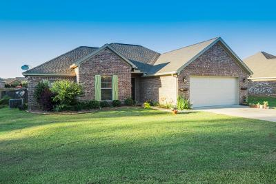 Sumrall Single Family Home For Sale: 20 W Spanish Oak