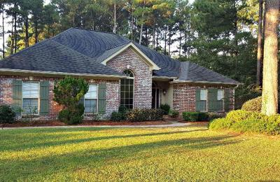 Hattiesburg MS Single Family Home For Sale: $274,900
