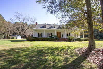 Hattiesburg MS Single Family Home For Sale: $549,900