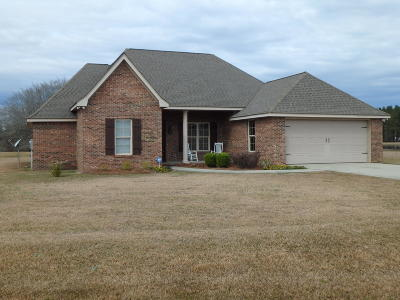 Petal Single Family Home For Sale: 16 Stonemore