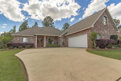 Hattiesburg MS Single Family Home For Sale: $285,000