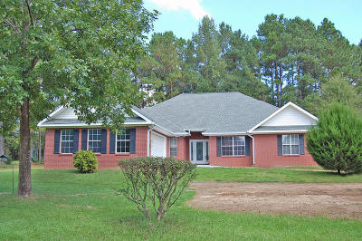 Seminary, Sumrall Single Family Home For Sale: 664 Nobles Rd.