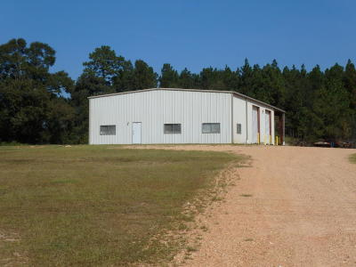 Purvis Commercial For Sale: 184 Central Industrial Row