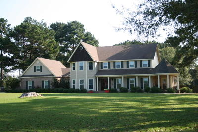 Seminary Single Family Home For Sale: 828 Union Church Rd.