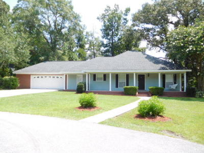 Petal, Purvis Single Family Home For Sale: 35 Creekside