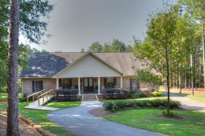 Hattiesburg Single Family Home For Sale: 14 Cringle Point