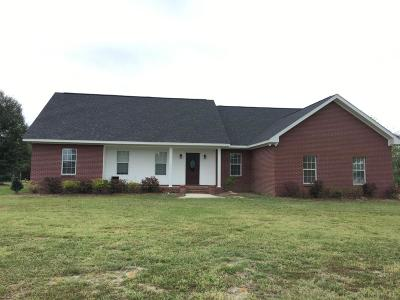 Covington County Single Family Home For Sale: 838 Union Church