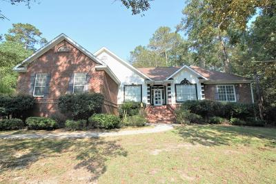 Hattiesburg Single Family Home For Sale: 105 Saddlebrook