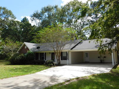 Purvis Single Family Home For Sale: 75 Duke Ave.