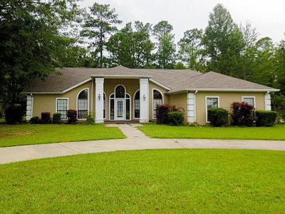 Petal Single Family Home For Sale: 61 Palm Tree Loop