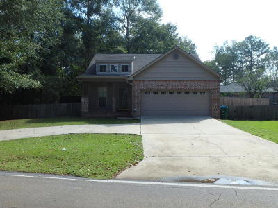 Petal Single Family Home For Sale: 214 Hillcrest Loop