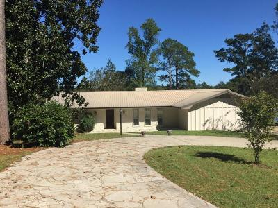 Purvis Single Family Home For Sale: 53 Lakeview Dr.