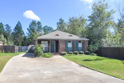 Hattiesburg MS Single Family Home For Sale: $114,500