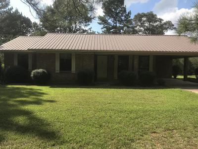 Taylorsville Single Family Home For Sale: 4218 Sc Rd 19