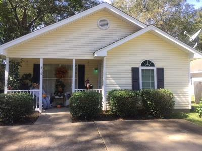 Hattiesburg MS Single Family Home For Sale: $115,500