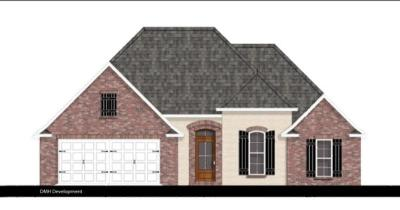 Hattiesburg MS Single Family Home For Sale: $221,000