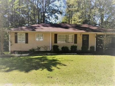 Hattiesburg Single Family Home For Sale: 312 Kimball Ave.
