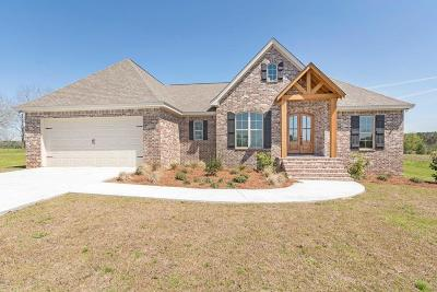 Seminary, Sumrall Single Family Home For Sale: 434 Newman Camp Rd.