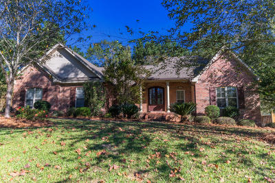 Hattiesburg MS Single Family Home For Sale: $235,000