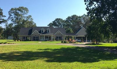 Hattiesburg MS Single Family Home For Sale: $274,500