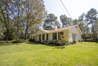 Hattiesburg MS Single Family Home For Sale: $218,900
