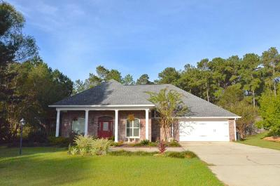 Hattiesburg MS Single Family Home For Sale: $294,900