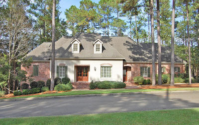 Canebrake Single Family Home For Sale: 14 Magnolia Landing