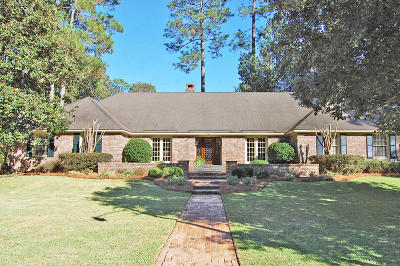Hattiesburg Single Family Home For Sale: 608 S 38th Ave.