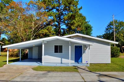 Hattiesburg Single Family Home For Sale: 1617 W 7th