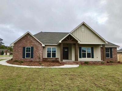 Seminary, Sumrall Single Family Home For Sale: 20 E Cherry St.