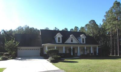 Columbia Single Family Home For Sale: 5030 Ms-35
