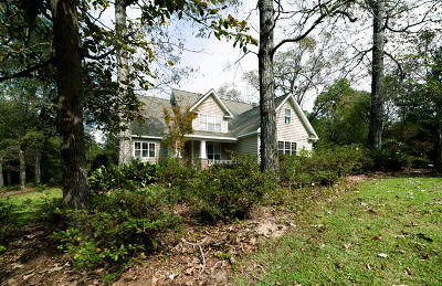 Petal, Purvis Single Family Home For Sale: 89 Brewer Rd.