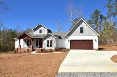 Sumrall Single Family Home For Sale: 4423 Hwy 589