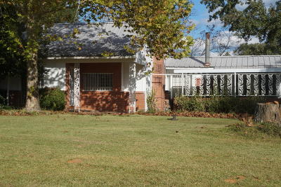 Jefferson Davis County Single Family Home For Sale: 7758 Ms-13