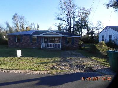 Petal Single Family Home For Sale: 210 Ogilsvie St.