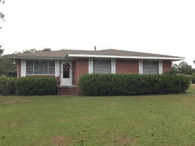 Hattiesburg Single Family Home For Sale: 160 Ollie Williams Rd.