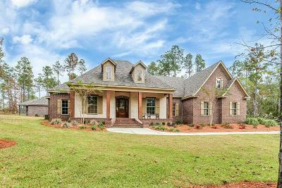 Sumrall Single Family Home For Sale: 1938 Hwy 42