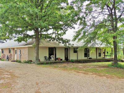 Purvis Single Family Home For Sale: 773 Talowah Rd.