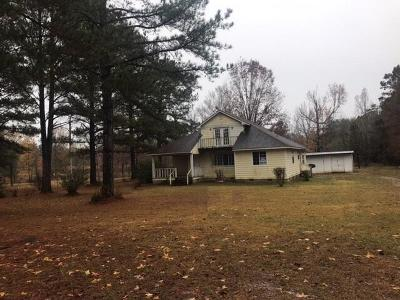Jefferson Davis County Single Family Home For Sale: 256 Storey Parkman Rd.