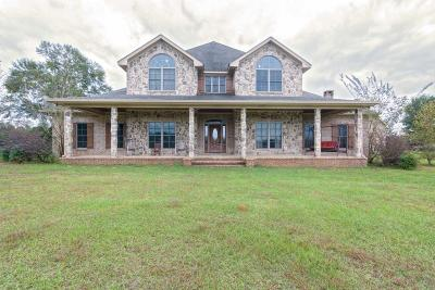 Covington County Single Family Home For Sale: 1224 Ms-589